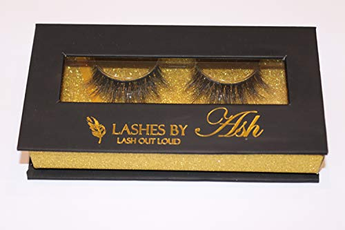 3D Mink Lashes style (Doll Me Up)