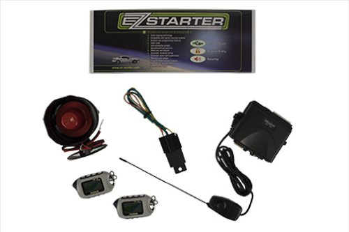 EZ-Starter EZ85 2-Way LCD Remote Start and Security System with 2 LCD Remotes