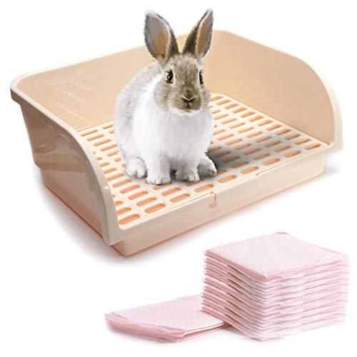 CalPalmy X-Large Rabbit Litter Box