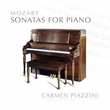 Mozart: Sonatas for Piano