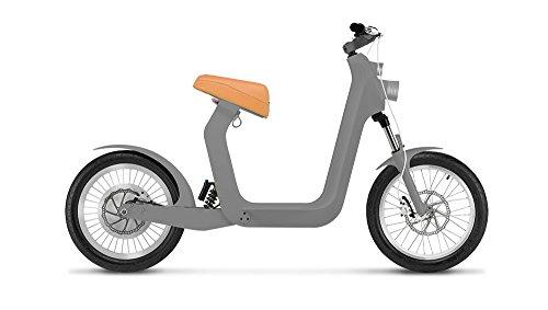 Xkuty One GRIS 40 km de autonomia, vel. max. 45 km/h (Naranja)