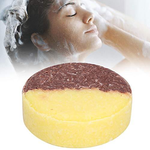 Barra de champú, Champú de control de aceite, Barra de jabón Champú para el cuero cabelludo Jabón para el cabello Barra de jabón de jengibre para mujeres Hombres