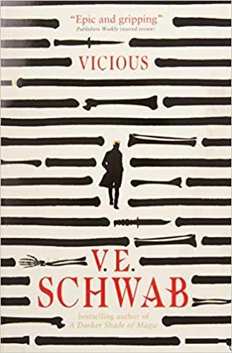 by V. E. Schwab Vicious (The Villains Series) Paperback - 10 January 2014