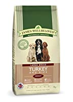 Hypo-allergenic No unhealthy additives Full of natural goodness Gentle on your dog's digestion Specifically for large breed dogs