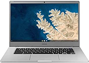 "2020 Newest Samsung Chromebook 4 15.6"" FHD Non-Touch Laptop for Business Student, Intel Celeron N4000, 4GB RAM, 32GB Stora..."