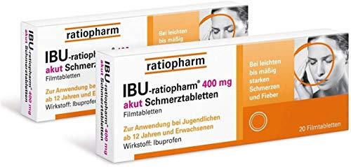 ratiopharm GmbH -  Ibu ratiopharm 400