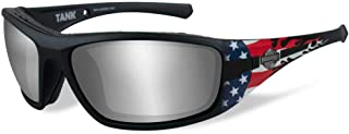 Harley-Davidson Men's Limited Edition PPZ Tank American Flag Sunglasses HDTAN30