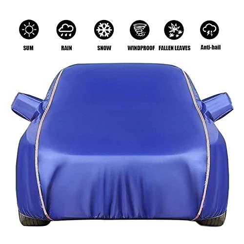 HPJDJXB Funda para Coche Exterior Cubierta de Coche Compatible con BMW M3 M4 M 5 丨 Protección al Todo Clima Pintura for automóvil Anti-Hail Anti-Scratch y Anti-by Clima Protection Vidrio