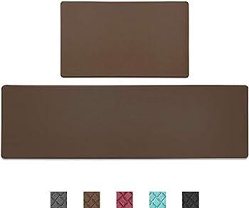 Color & Geometry Store Kitchen Mat Set