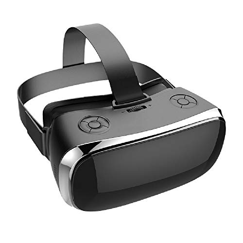 Best Price ILYO 3D Vr Headset, 3D Glassesvr Helmet Virtual Reality Storm Movie 3D One Machine WiFi C...
