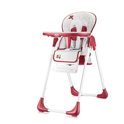 Chaise à manger pour enfant Chaise de bébé Pliable Portable Chaise pour bébé Table à mangerA