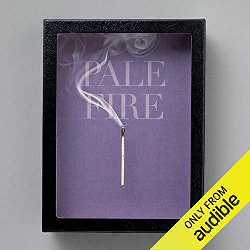 Pale Fire audiobook cover art