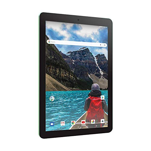 10.1 inch Tablet with Folio Keyboard (Sage)
