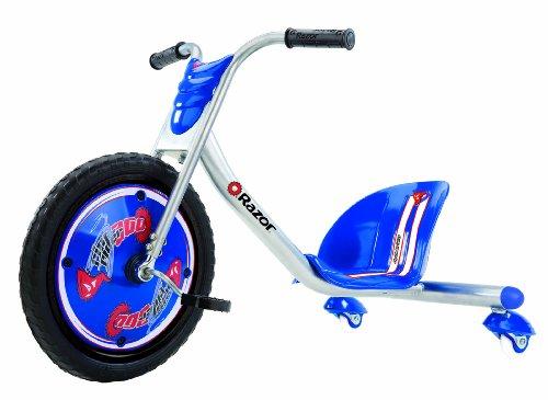 Razor RipRider 360 Vehículos, niños, Azul, Talla Única