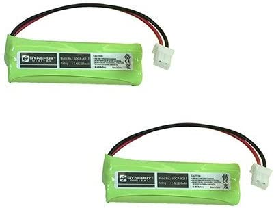 V-tech BT283482 Cordless Phone Battery Combo-Pack includes: 2 x SDCP-H317 Batteries