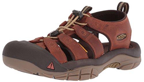 KEEN Newport, Chaussures pour sports aquatiques Homme, Broyeur pour Infield de Braun, 39.5 EU