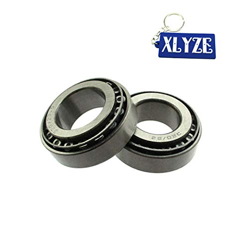 xlyze Pit Dirt Bike Stem Roulements de rouleaux coniques coniques 320/22 320/23.5