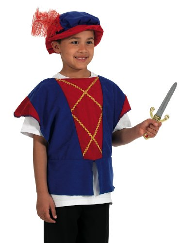 Elizabethan Tudor Tabard for kids one size fits all by Charlie Crow