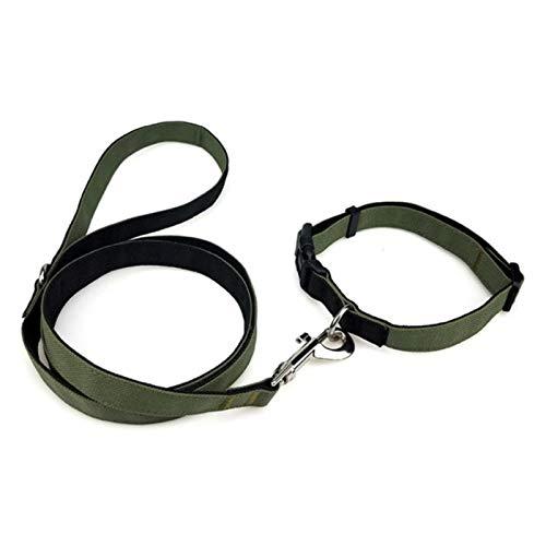 Mascotas Collares Básicos Conjunto De Collar para Perro Poliéster Perros Medianos Grandes Productos para Mascotas Accesorios para Perros A Prueba De Explosiones Husky