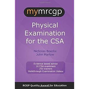 mymrcgp Physical Examination for the CSA