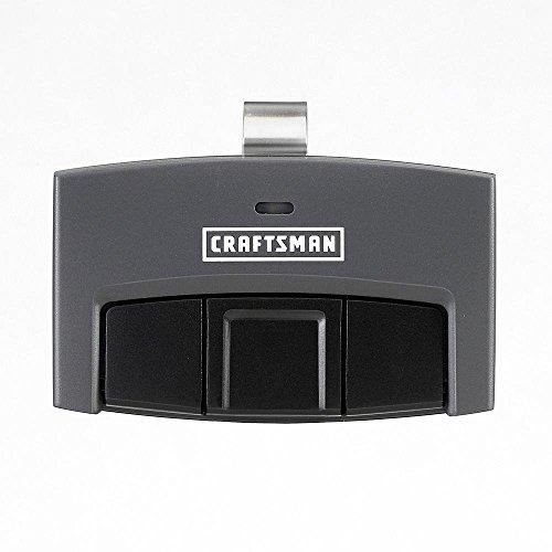 Craftsman 30498 3-Function Visor Remote Control Garage Door Opener