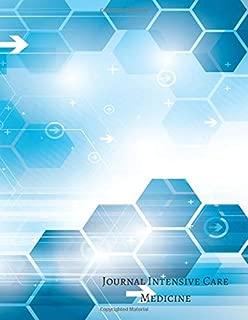Journal Intensive Care Medicine: Intensive Care Log