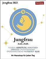 Sternzeichenkalender Jungfrau 2022: Ihr Horoskop fuer jeden Tag