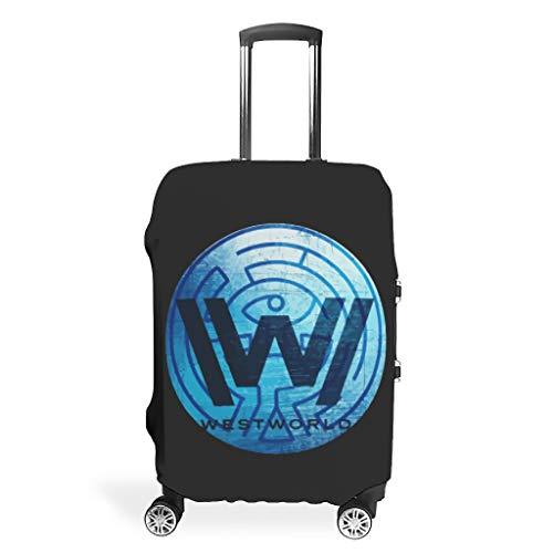 "West-World Cool Various Types Suitcase - Funda Protectora para Silla de Paseo (18/20/24/28/32""), Blanco (Blanco) - Zhenxinganghu55123"