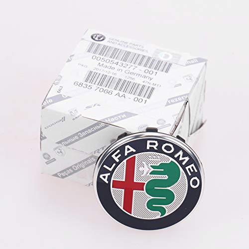 Original Alfa Romeo Radnabendeckel Alufelge 50543277