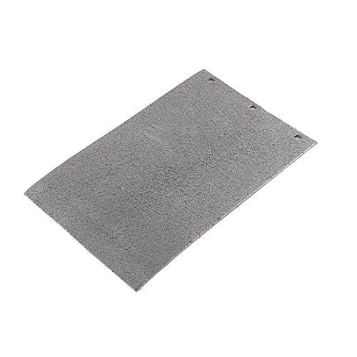 Preisvergleich Produktbild Sourcingmap Carbon Base Pad Gewebeunterlage 170 x 110 Für für Makita 9403 Gürtel Sander
