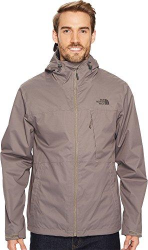 The North Face Men's Arrowood Tri Climate Jacket - Falcon Brown & Asphalt Grey - L (Past Season)