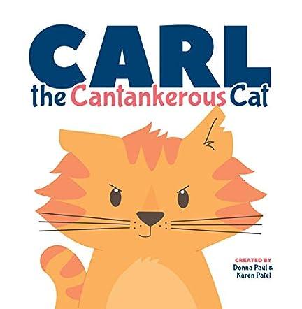 Carl The Cantankerous Cat