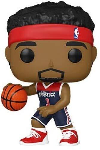 Funko- Pop NBA: Washington Wizards-Bradley Beal (Alternate) S5 Figura da Collezione, Multicolore, 50818