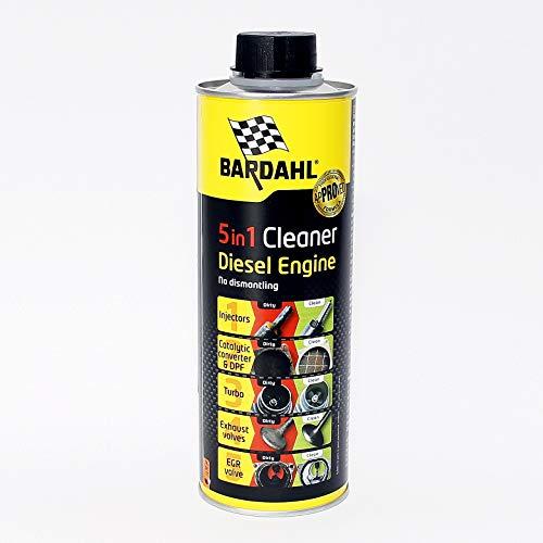 Bardahl Diesel Motorenreiniger 5 in 1 | 5 in 1 Cleaner for Diesel Engines