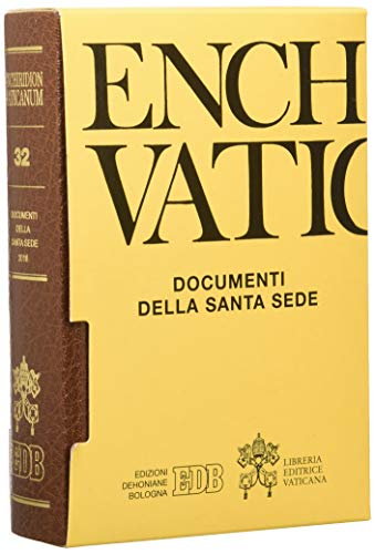 Enchiridion Vaticanum: 32