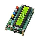 Slscyx LC-100A multímetro Digital, multímetro Digital, Digital de Voltaje eléctrico/voltímetro/Resistencia/Continuidad/Diodos