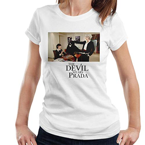 The Devil Wears Prada Miranda Jacket Scene Women's T-Shirt