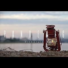 discotule「PANDEMIC」のCDジャケット
