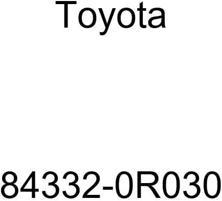 Toyota 84332-0R030 Hazard Warning Assembly Signal Sales Switch trust
