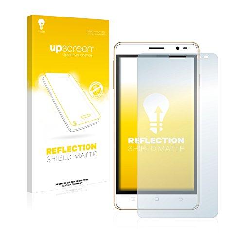 upscreen Entspiegelungs-Schutzfolie kompatibel mit Hisense HS-U972 – Anti-Reflex Bildschirmschutz-Folie Matt