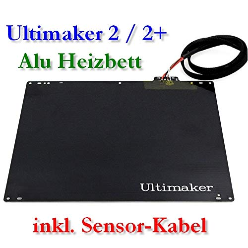 Ultimaker 2/2+ UM2 UM2+ Aluminium Heizbett