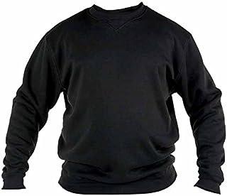 ROCKFORD PLUS SIZE MENS CREW NECK SWEATSHIRT NAVY BLACK GREY 1XL-8XL (KS1616)