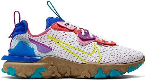 Desconocido W Nike NSW React Vision, Zapatillas para Correr para Mujer