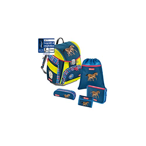 Step by Step Touch DIN Schulranzen-Set 5-tlg. 38,5 cm
