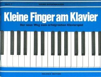 KLEINE FINGER AM KLAVIER 7 - gearrangeerd voor piano [Noten / Sheetmusic] Component: BODENMANN HANS
