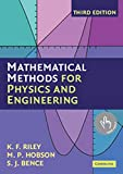 [Mathematical Methods for Physics and Engineering: A Comprehensive Guide] [by: K. F. Riley]...