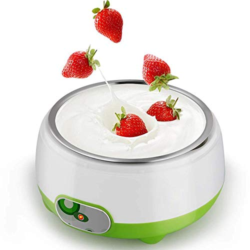 Buy Yyqtsnj Automatic Yogurt Machine, Fully Automatic Control System Selected Safety 304 Stainless...