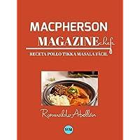 Macpherson Magazine Chef