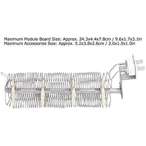 Rodi 27983101499, Heizelement-Zubehör Isolierte Schale Dauerhaftes Heizelement für Fabrik für Trocknungsmaschine