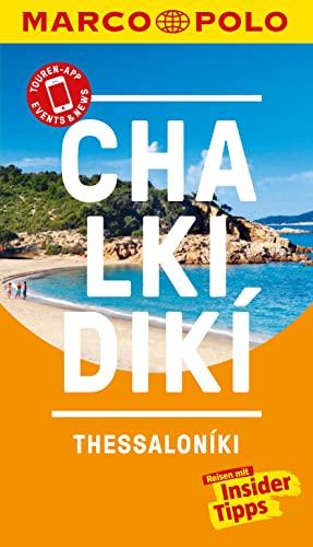 MARCO POLO Reiseführer Chalkidiki, Thessaloniki: Reisen mit Insider-Tipps. Inkl. kostenloser Touren-App und Event&News (MARCO POLO Reiseführer E-Book)